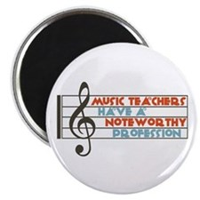 Music Teacher Magnet