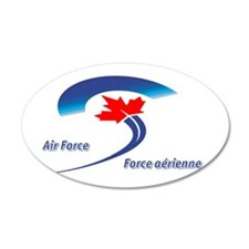 Rcaf Emblem Wall Decal