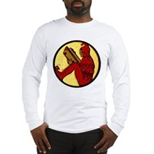 Reading Jester Long Sleeve T-Shirt