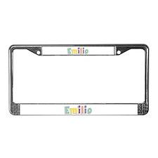 Emilio Spring14 License Plate Frame