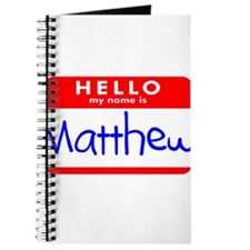 MATTHEW Journal