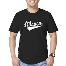 Kilauea, Retro, T-Shirt