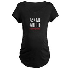 Ask Me About Puppetry T-Shirt