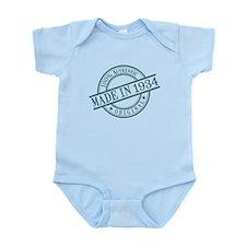 Made in 1934 Infant Bodysuit