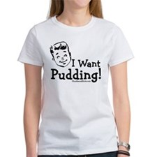 I want Pudding Tee