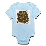 Love Mud Baby Bodysuit