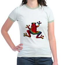 Tie Dye Frog T