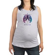Cute Cystic fibrosis Maternity Tank Top