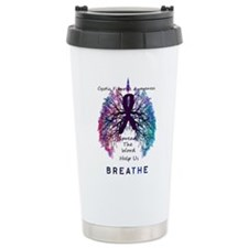 Cystic Fibrosis Travel Mug