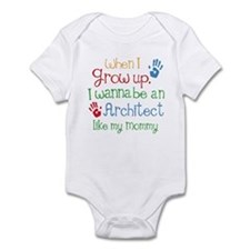 Architect Like Mommy Infant Bodysuit