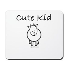 Cute New baby babies kids children toddlers infants Mousepad