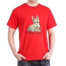 Wheaten Scottish Terrier T-Shirt