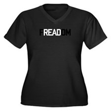 FREADOM Plus Size T-Shirt