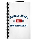Arnold Jones for President Journal