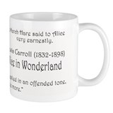&quot;Lewis Carroll&quot; -  Coffee Mug