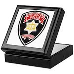 SF City College Police Keepsake Box