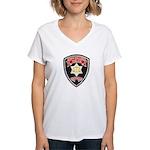 SF City College Police Women's V-Neck T-Shirt