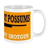 Possum Heaven Small Mug