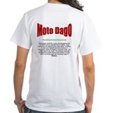 MotoDago Brunch Shirt -You gotta read the back!