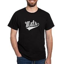 Mata, Retro, T-Shirt