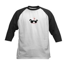 Nuts about you, squirrels in love Baseball Jersey