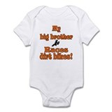 Big brother races KTM Infant Bodysuit