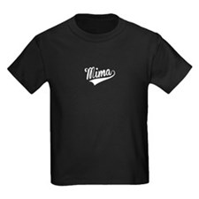 Mima, Retro, T-Shirt