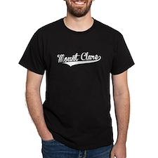 Mount Clare, Retro, T-Shirt