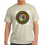 Celtic Elements Ash Grey T-Shirt