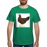 Partridge Chantecler Hen Dark T-Shirt