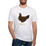 Partridge Chantecler Hen Fitted T-Shirt