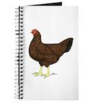Partridge Chantecler Hen Journal