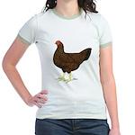Partridge Chantecler Hen Jr. Ringer T-Shirt