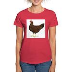 Partridge Chantecler Hen Women's Dark T-Shirt