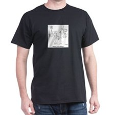 Restaurant Cartoon 0643 T-Shirt