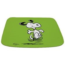 Dancing Dog Bathmat