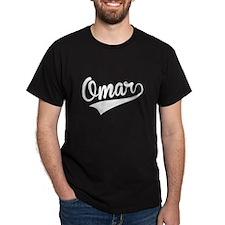 Omar, Retro, T-Shirt