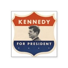 "Kennedy Square Sticker 3"" x 3"""