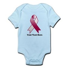 Personalize Head Neck Cancer Body Suit