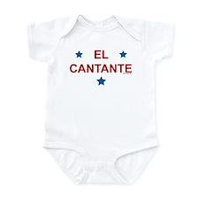 El Cantante Infant Bodysuit