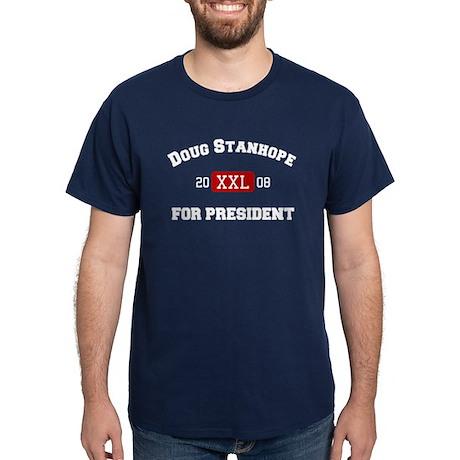Doug Stanhope for President Dark T-Shirt