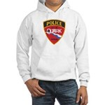 Ozark Missouri Police Hooded Sweatshirt
