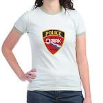 Ozark Missouri Police Jr. Ringer T-Shirt