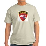 Ozark Missouri Police Light T-Shirt