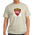 Ozark Missouri Police Light T-Shirt