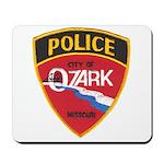 Ozark Missouri Police Mousepad