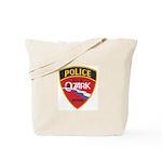 Ozark Missouri Police Tote Bag