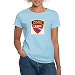 Ozark Missouri Police Women's Light T-Shirt