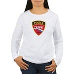 Ozark Missouri Police Women's Long Sleeve T-Shirt