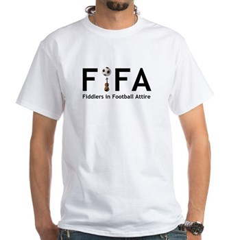 World Cup Soccer Fiddle Shirt
